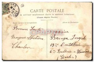 Old Postcard PIEZENAS La Grange des Pres