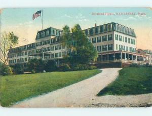 Divided-Back POSTCARD FROM Nantasket Massachusetts MA HM6868