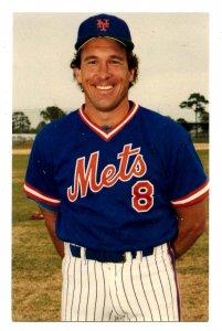 Gary Carter, New York Mets