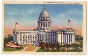 State Capitol, Madison WI