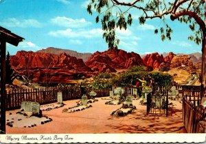 California Buena Vista Knott's Berry Farm Mystery Mountain