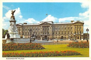 Buckingham Palace London United Kingdom, Great Britain, England Unused