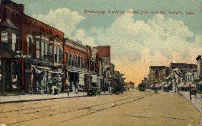 Broadway - Lorain, Ohio