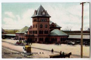 Union Station, Manchester NH