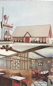 Restaurant CAMTOR , Donnacona , Quebec , Canada , PU-1984