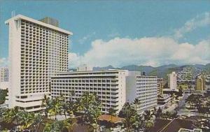 Hawaii Honolulu Princess Kaiulani Hotel