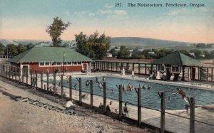 PENDLETON, Oregon, 1900-10s; The Natatorium