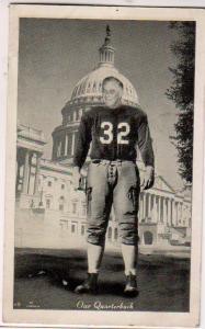 #32, Football Player, Franklin Delano Roosevelt