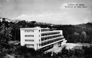 Romania Curtea de Arges, Sanatoriul din Valea Iasului Sanatorium