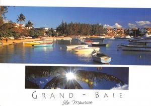 BG14224 maurice mauritius l heure ou le soleil decline sur  grand baie