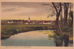 REINHEIM (Hessen) , Mit Gersprenz , Germany , 1910s