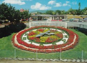 Canada Vernon Floral Clock Polson Park