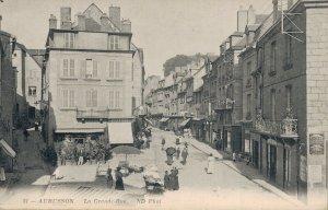 France Aubusson La Grande Rue 03.28