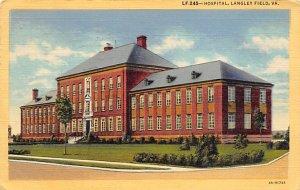 Hospital, Langley Field, VA, USA 1945