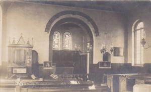 RP: BARRIE , Ontario , 1909 ; Church of England , Interior , Pipe Organ