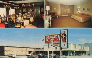 KS - Hutchinson. Ramada Inn