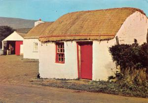 Ireland Whitewash and Thatch in Donegal