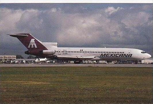 MEXICANA BOEING 727-264