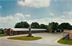 Phillipsburg KS~White Lodge Motel~Flag Stop Campground~The Innes Family~1960s