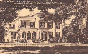 Alexander Hamilton Inn Clinton New York
