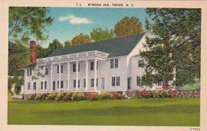 North Carolina Tryon Mimosa Inn