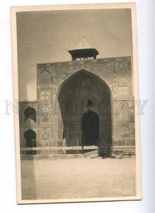 193109 IRAN Persia ISFAHAN Medkassa mosque Vintage postcard