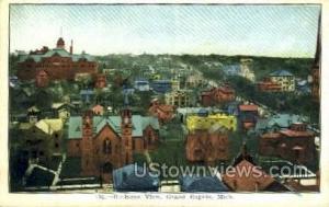 Grand Rapids, Michigan, MI, Post Card Grand Rapids MI Unused