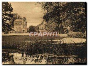 Old Postcard Chateau