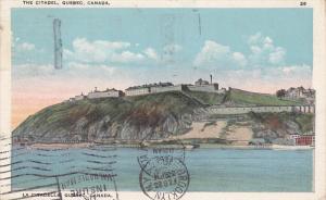 The Citadel, Quebec, Canada, PU-1927