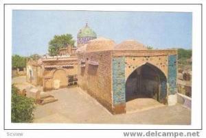 AZERBAIJAN, 50-60s   Kirovabad. Mosque-mausoleum