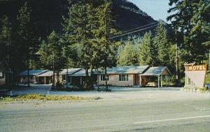 Canada Flamingo Motel Hope British Columbia