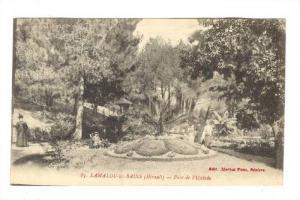 Lamalou-les-Bains (Herault) , France, 00-10s : Pare de l'usclade