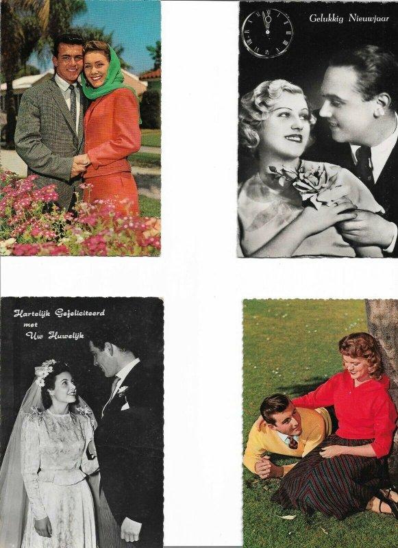 Romantic Theme - Postcard Lot of 20 01.12