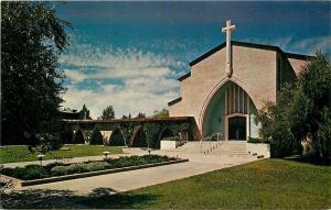 Tucson Arizona~Grace Episcopal Church~Adams Street & Norton Avenue~1960s PC