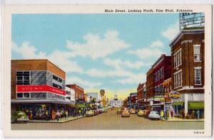 Main St. Pine Bluff AR