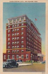 New Bedford Hotel New Bedford Massachusetts