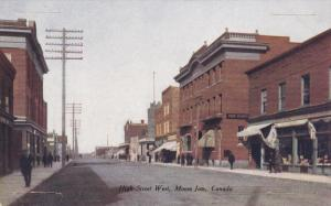 High Street , West, MOOSE JAW, Saskatchewan, Canada, 00-10s
