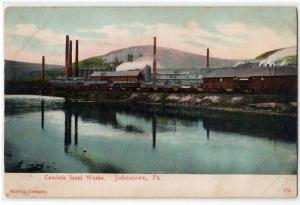 Cambria Steel Work, Johnstown PA