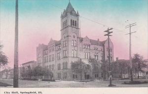 Illinois Springfield City Hall