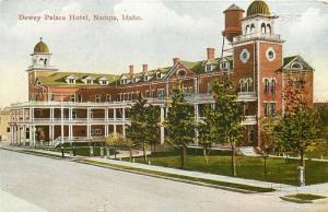 ID, Nampa, Idaho, Dewey Palace Hotel, H.L. Nickels & Company