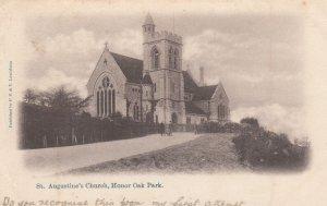 St. Augustine's Church , Honor Oak Park , UK , 1904