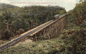 12575 Otis Railway and Catskill Mountain House, New York 1911