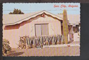 Sun City AZ Postcard BIN