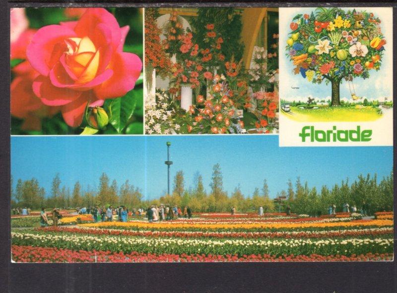 International Horticultural Exhibition,Netherlands BIN