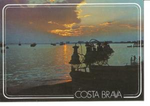 Postal 042589 : Costa Brava