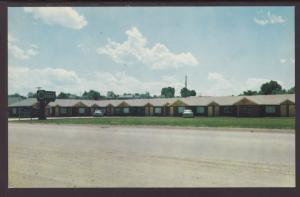 Seven K Lodge,Boise,ID Postcard
