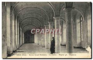Old Postcard Sees Old Grand Seminaire Le Cloitre