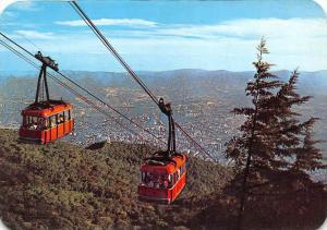 Cable Railway, Avila Peak, Caracus, Venezuela