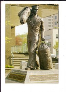 The Sailor Statue, Sackville Landing, Halifax, Nova Scotia