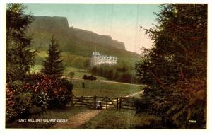 15116  Northern  Ireland Belfast 1920's  Cave Hill and Belfast Castle
